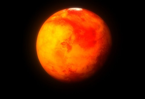 Planets Textures Generator